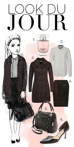 Look Du Jour – Die Leo-Strickjacke FOLLOW US on https://www.facebook.com/LikeBlaaaBlaaa