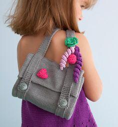Modèle sac bandouillère enfant