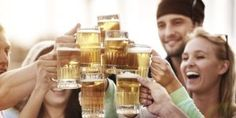 Just as beer drinkers are wise to bolster their knowledge and appreciation of fine wine, so too are wine lovers well served by opening their palates to. National Beer Day, Beer Tasting, Travel Tours, Fine Wine, Holiday Destinations, Craft Beer, Brewery, Fun Facts, Drinking
