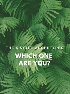 Take my quiz to find out your personal style! The Fabulous Lady Gunner