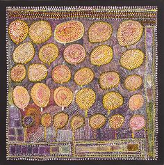 Aboriginal artist Loongkoonan is proving that age is just a number by creating award-winning art well into her 100s.