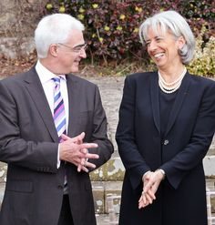 Christine Lagarde Photo - G20 Finance Ministers Meet To Discuss The Global Finacial Crisis