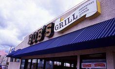 Bob's Grill, on the Ocean City Boardwalk,Ocean City,NJ.