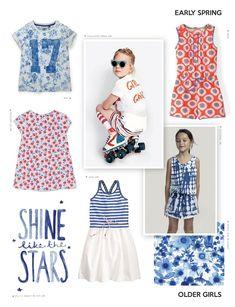 Girls in summer dresses book