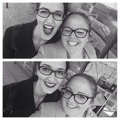 Chiara Girivetto e Serena Minetto @ Vicolungo style Outlet #thestylepeople