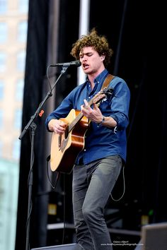 Vance Joy / Boston Calling Music Festival / Photo by Deafboy Photography