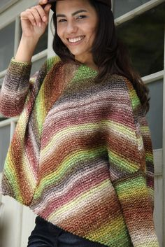 World of Nature Vol 34 Pattern Leaflet : Noro Patterns : Designer Yarns