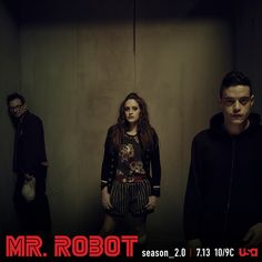 'Mr. Robot' Season 2 Premiere Spoilers: Free Private Screening for First Two Episodes? - http://www.hofmag.com/mr-robot-season-2-premiere-spoilers-free-private-screening-first-two-episodes/169618
