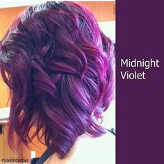 Midnight violet