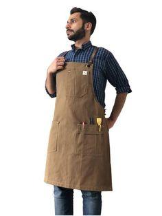 Dynamic Kitchen Cooking Apron Waterproof Oil Proof Vest Type Waistcoat Korean Version Fashion Sleeveless Men Women 3 In 1 Breakfast Maker Parts