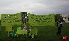 Lyme Protests in Denmark