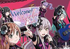 I Love Games, Pastel Palette, Anime Girl Cute, Girl Bands, Cool Girl, Anime Art, Fan Art, Party, Video Games