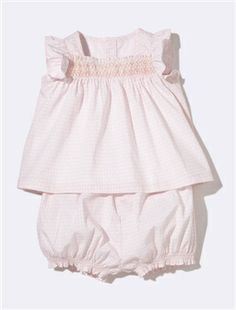 Cyrillus BABIES' FRILLED OUTFIT, Babies