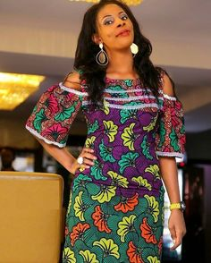 Ankara styles 2017 for ladies : Ladies here are lovely ankara styles collection that will make you look gorgeous in the next event you are planning attend African Fashion Ankara, African Inspired Fashion, African Print Dresses, African Print Fashion, Africa Fashion, African Dress, African Prints, Women's Fashion, Fashion Women
