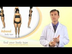 The Adrenal Body Type-Body type diet. Very INFORMATIVE VIDEO SERIES