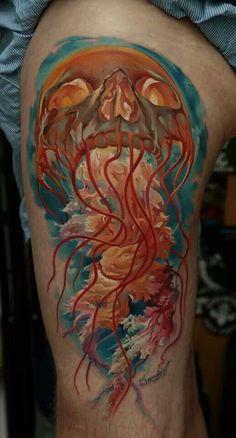 Dmitry Samohin deadly jellyfish