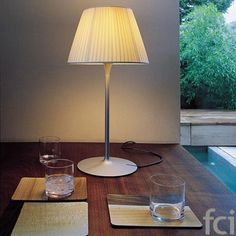 Romeo Soft T #TableLamp by #Flos starting from £572. Showroom open 7 days a week. #fcilondon #furniture_showroom_london #furniture_stores_london #Flos_lamps #modern_table_lamps #Flos_table_lamps