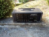 1974 Hiwatt DR512 PA Vintage Tube Amp DR103 DR504 Circuitry with Mullards - VGC!