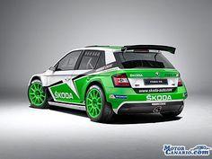 Luz verde para el nuevo ŠKODA Fabia R5.