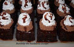 Negresa glazurata de post - Bunătăți din bucătăria Gicuței Pastry Cake, Special Recipes, Nom Nom, Vegan Recipes, Vegan Food, Diy And Crafts, Deserts, Food And Drink, Low Carb