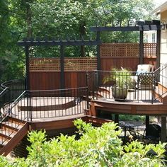 deck off the master bedroom - Google Search
