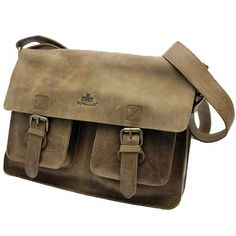 8596258e50 Leather school satchel ideal for starting uni or college! www.youniqueuk.co.