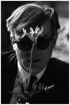 Andy Warhol, 1963 - Photo Dennis Hopper