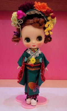 blythe kimono