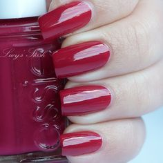 Essie raspberry  Want to look for this one