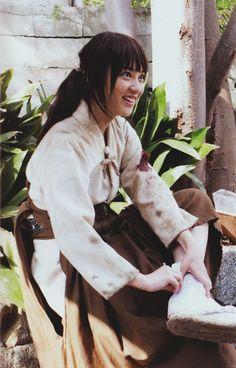 Emi Takei as Kaoru Kamiya.