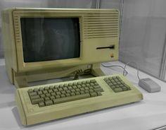Computadora mac antigua