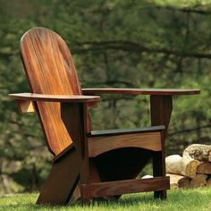Westport Chair Woodworking Plan by Woodworker's Journal