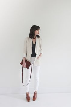 Everlane Linen 2/3 | Style Bee | Bloglovin'