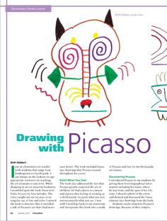 Drawing with Picasso