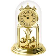 AMS 1203 Jahresuhr Quarz, Messingoptik, Mineralglas https://wohndesignshop24.de/AMS-1203-Jahresuhr-Quarz-Messingoptik-Mineralglas