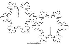 Worksheets and coloring sheets for Christmas: MODELS OF SHEETS for ornate … – ferforge Christmas Activities, Christmas Crafts For Kids, Christmas Projects, Holiday Crafts, Christmas Decorations, Christmas Snowflakes, Christmas Wood, Winter Christmas, Christmas Holidays
