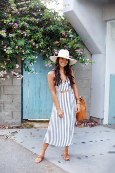 With Love From Kat // Stripes Down Rialto