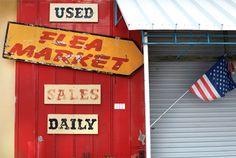 Where to find the best flea markets