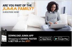 Jumia - Nigeria's No.1 Online Shopping Mall | Shop Online in Nigeria for electronics, groceries, sports fitness, car accessories, phones, books, fashion from top brands at best prices | Order Now!