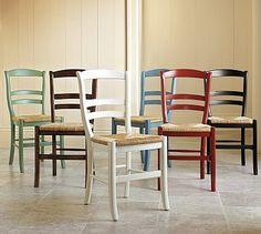 Isabella Chair #potterybarn