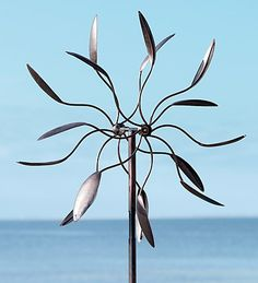 wind wheel    Might try to make one with spoons???