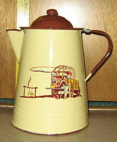 Monterrey Westernware Coffee Pot