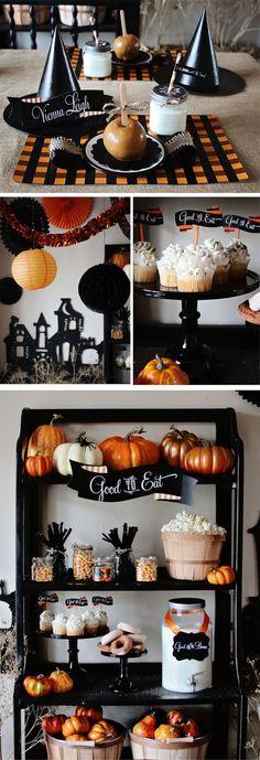 Habt ihr noch Lust auf Halloween???   Ich hätte da noch ein paar schöne Sachen!     Hostess with the mostess   Mumien Tischdeko         ...