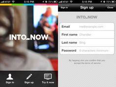 Into Now--> http://itunes.apple.com/us/app/intonow/id406436404?mt=8