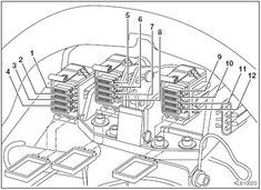Bmw k1200lt electrical wiring diagram #4