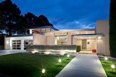 arquitectura moderna casa de diseño interior de una casa