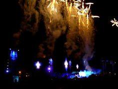2010 Boy Scout National Jamboree Fireworks Finale.