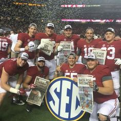 Alabama SEC Champs 2015