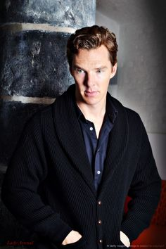 Haven't seen these...**cardigan*... love a man in a cardigan.. Benedict Cumberbatch.