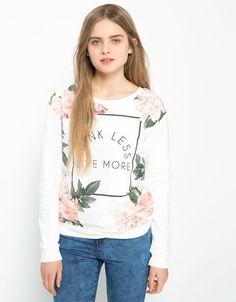 Bershka Malaysia - Sweatshirts - Woman